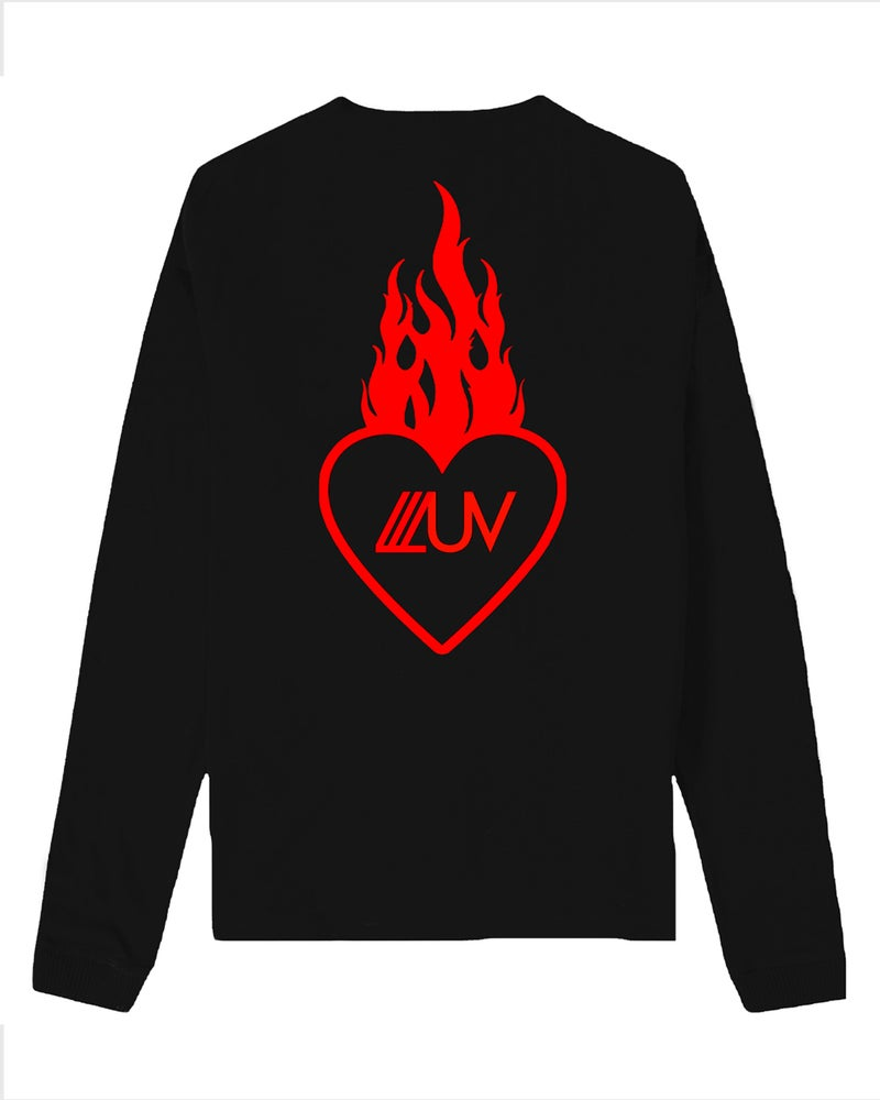 Image of SOLD OUT | LUV FLAME | Exclusive Unisex Release