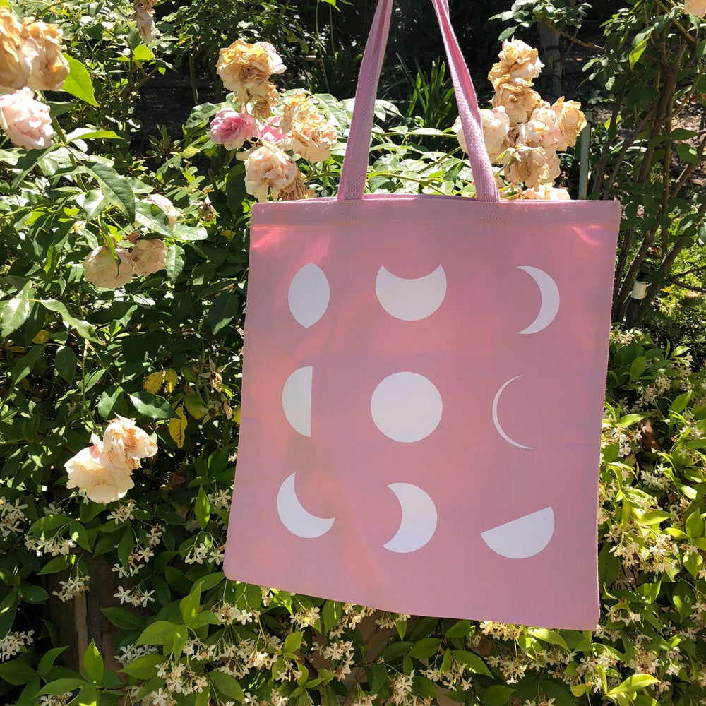 Image of Many Moons Tote