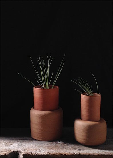 Image of Large Olla Planters
