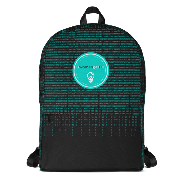 Image of WomenGetIT Backpack