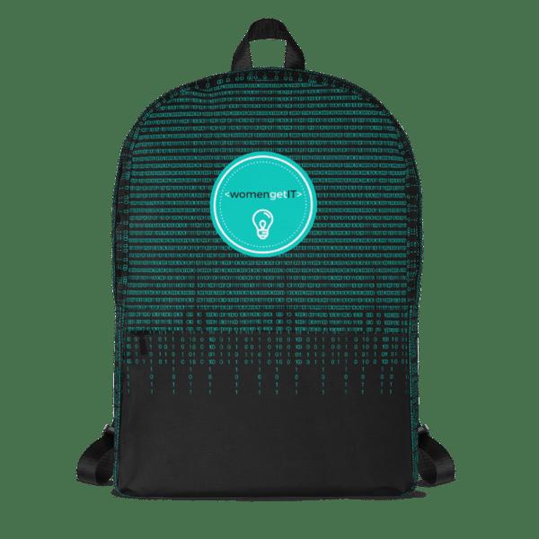 Image of WomenGetIT Backpack