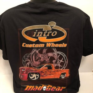 "Image of Intro Wheels ""Boosted"" SHIRTS, Work Shirts & HOODIES"