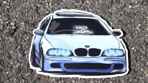 Image of KUWTB Legends E39