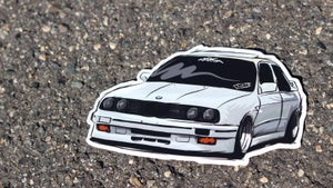 Image of KUWTB Legends E30