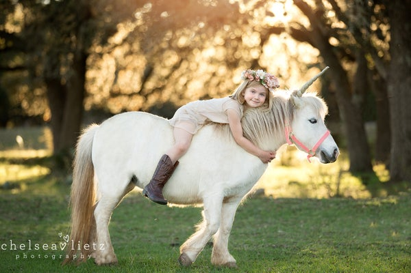 Image of Unicorn Petite Session