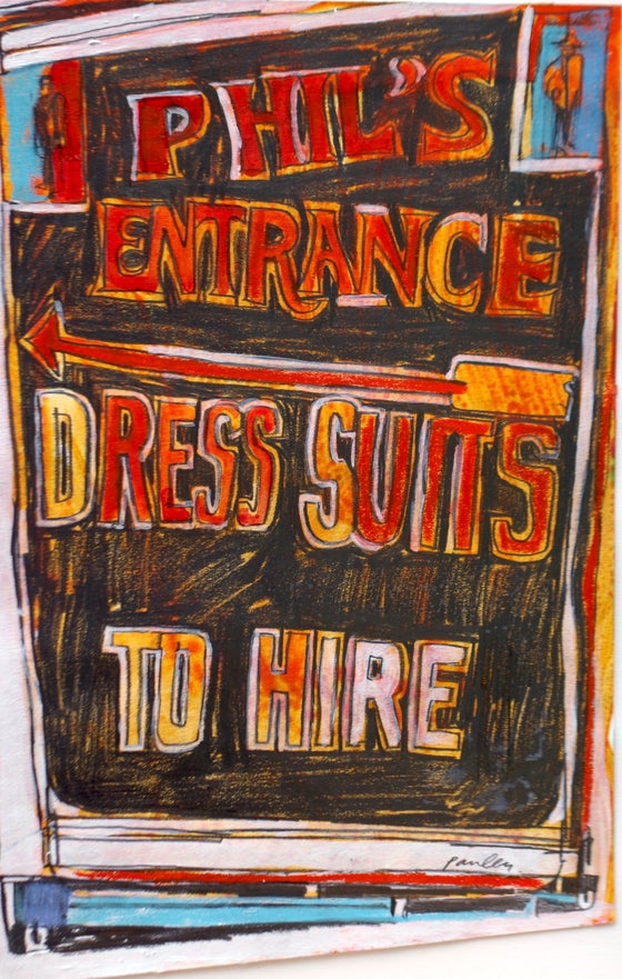 Image of Phil's Suits