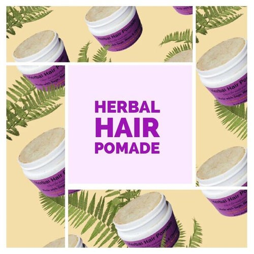 Image of Herbal Hair Pomade