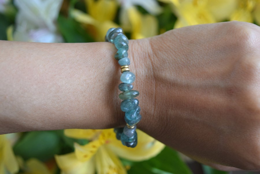 Image of Apatite for Love bracelet