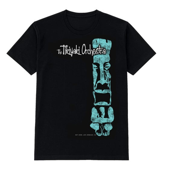 "Image of Tikiyaki Orchestra 10th Anniversary ""StereoExotique""  T Shirt"