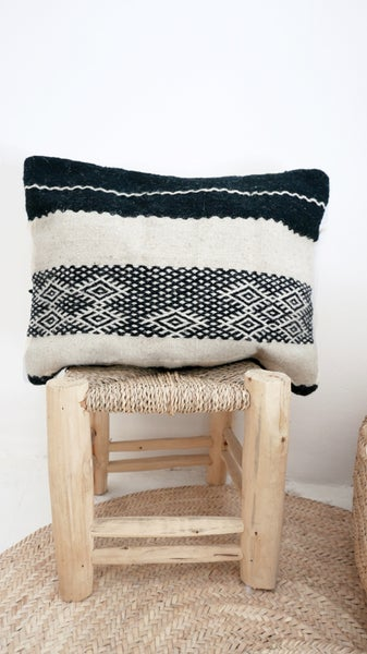 Image of Moroccan Kilim Cushion - SHADOUI Kilim