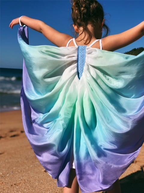 Image of OCEAN Silk Wings