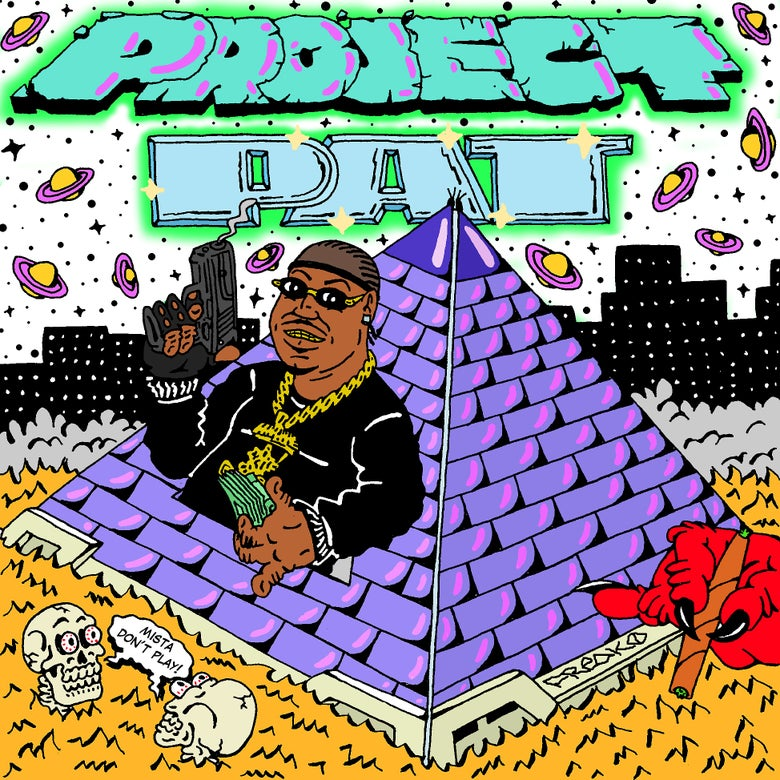 "Image of ""PROJECT PAT"" PRINT"