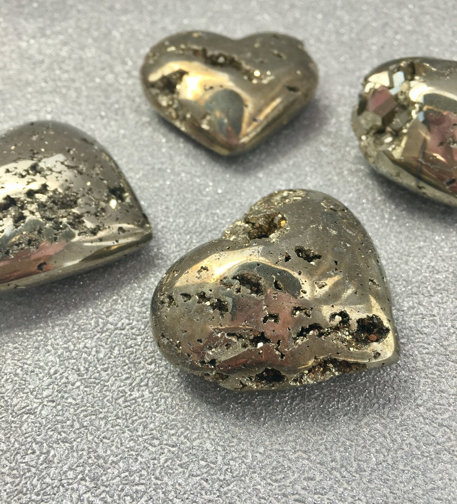Image of Pyrite Hearts