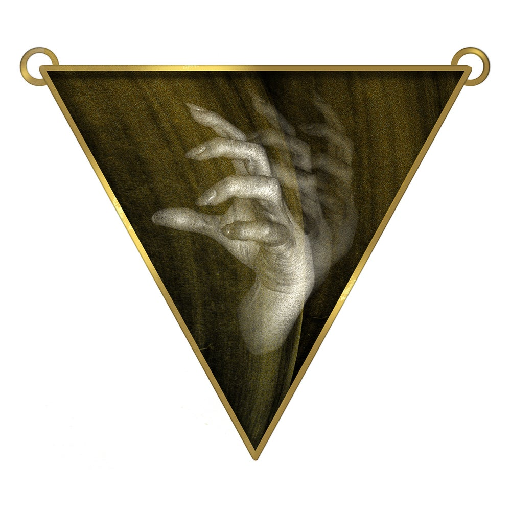 Image of Hand of the Teller Necklace