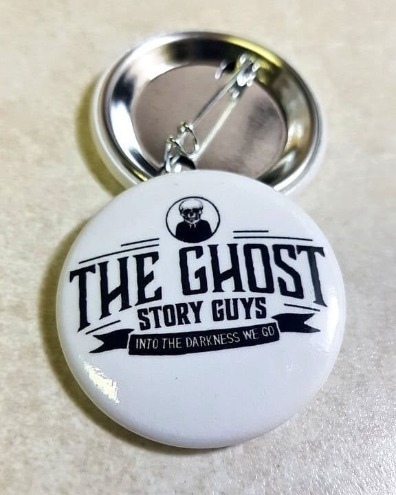 """Image of Ghost Story Guys 1.5"""" Pin"""