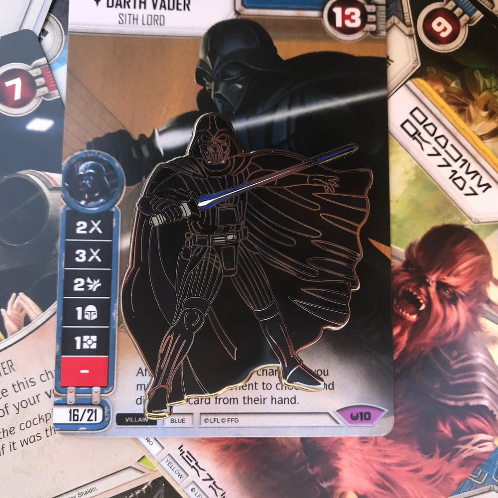 Image of Concept Vader