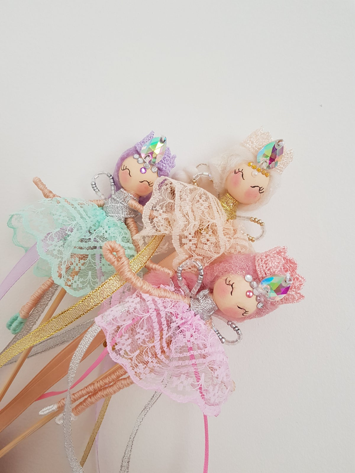 Image of Decorative Whimsical Fairy wands