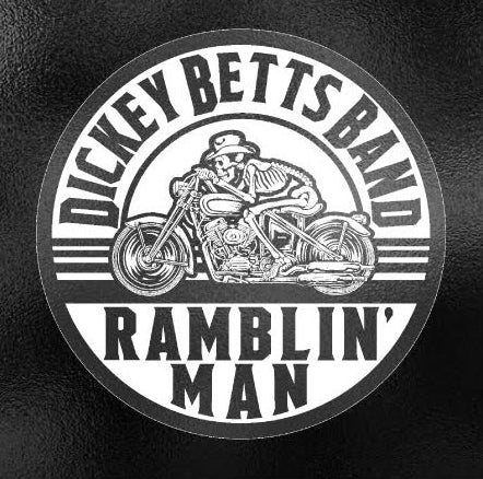 Image of Ramblin' Man Sticker