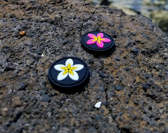 Image of Plumeria Ranger Eyes (Glow-in-the-dark)
