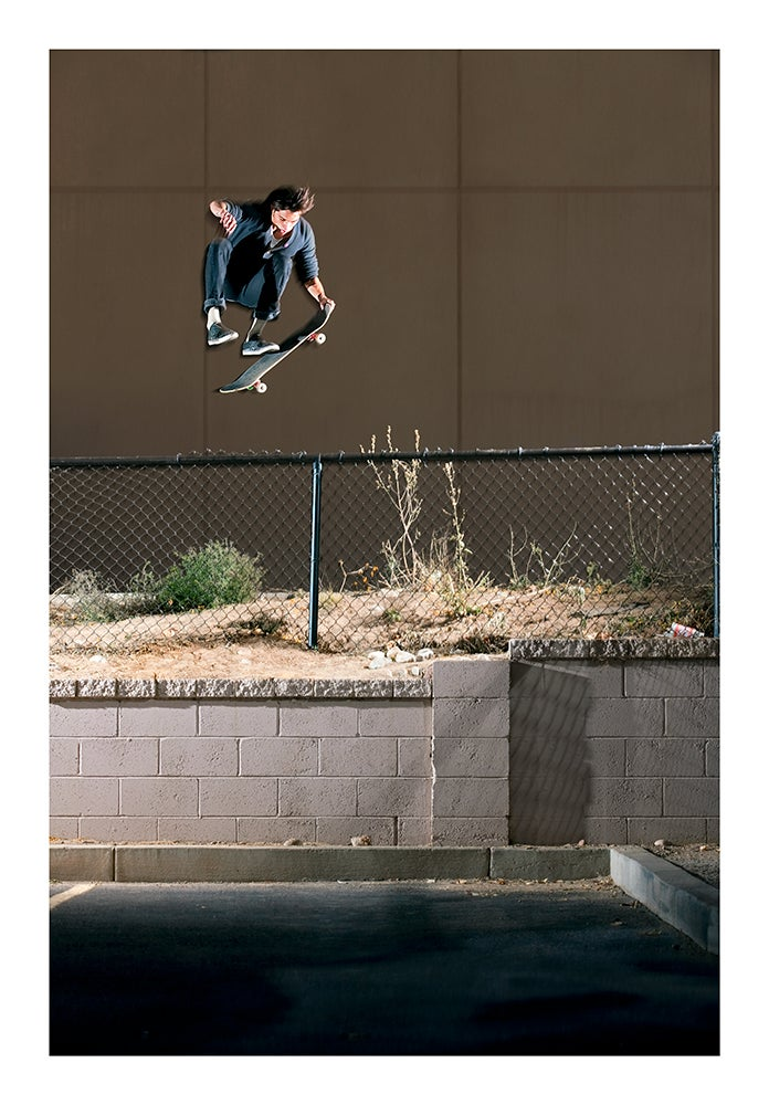Image of Dylan Rieder Impossible Tailgrab
