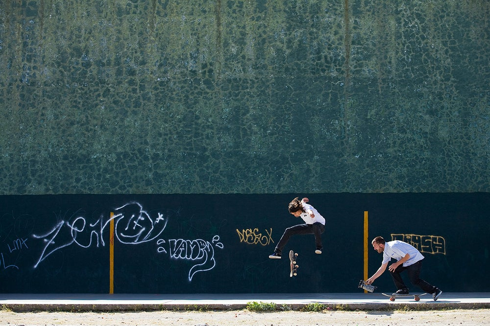Image of Greg Hunt & Dylan Rieder