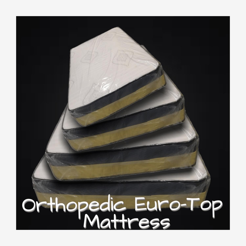 Image of Orthopedic Euro-Top Mattress