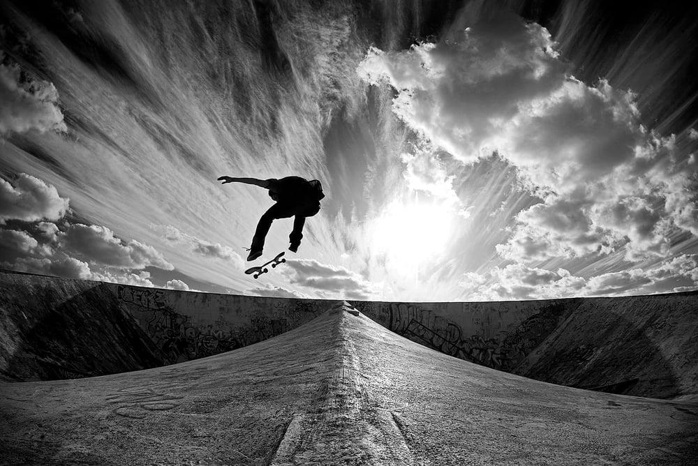 Image of Stefan Janoski 360flip Miami, Fl