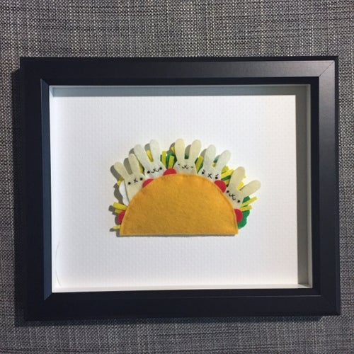 Image of bunny taco party