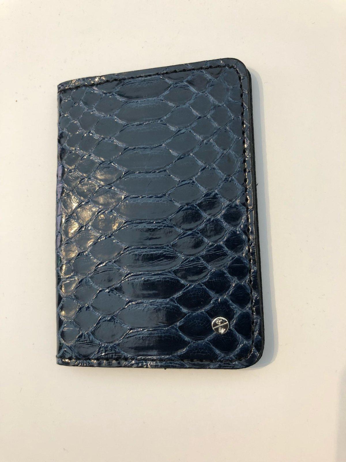Image of ELISABETH WEINSTOCK CARD CASE