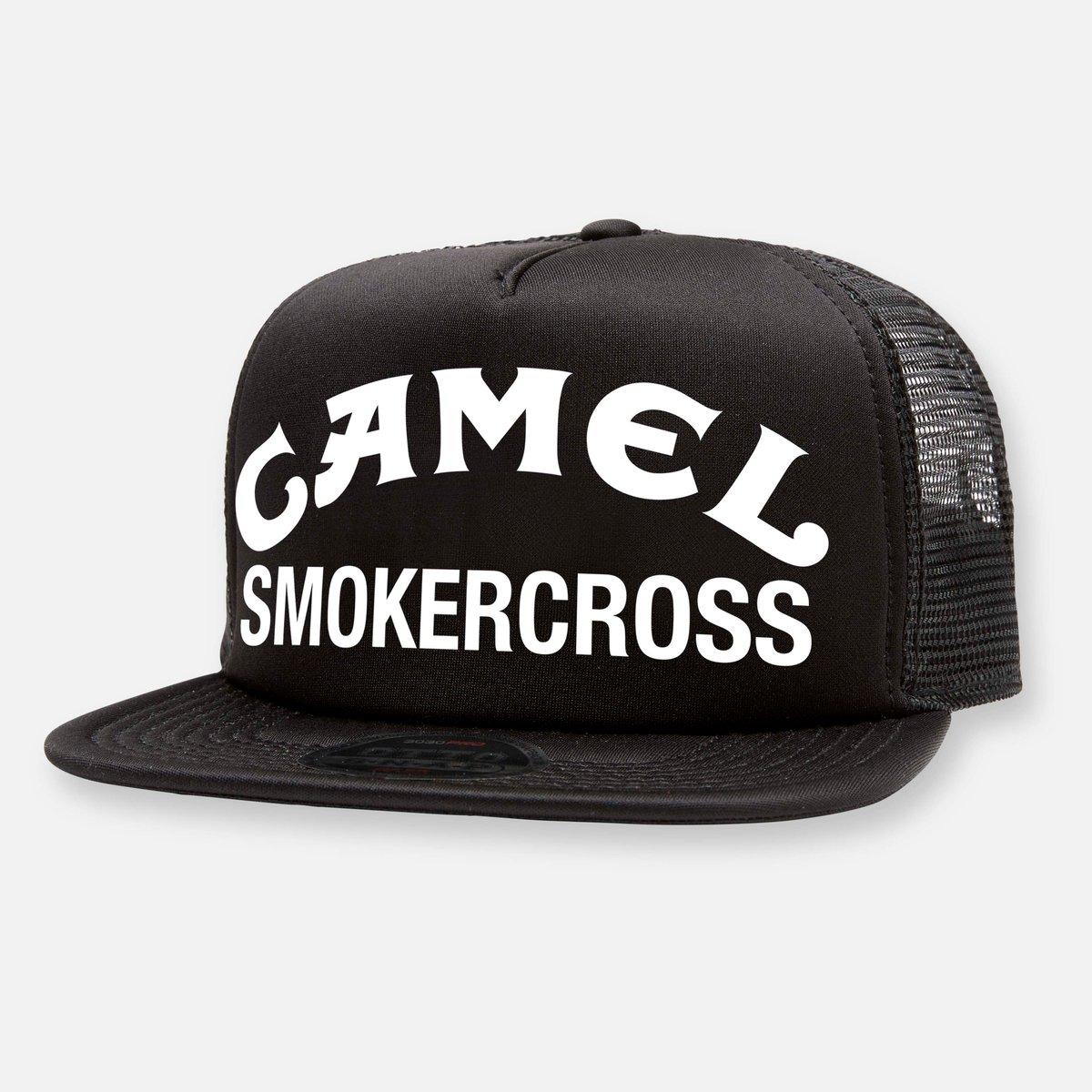 Image of Camel Smokercross Hat