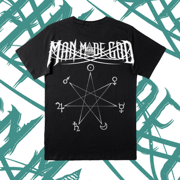 Image of *Glow in the Dark* Heptagram Tee