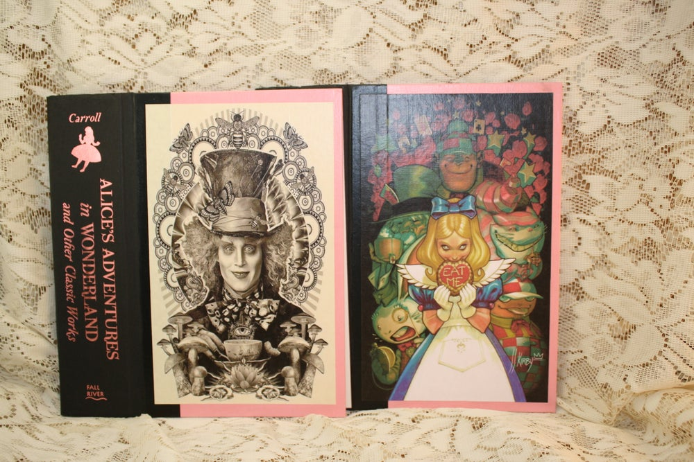 Image of Alice in Wonderland Purses
