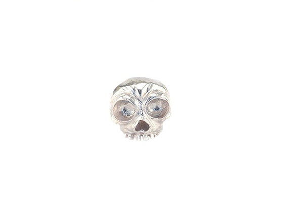 Image of skull ring size 9