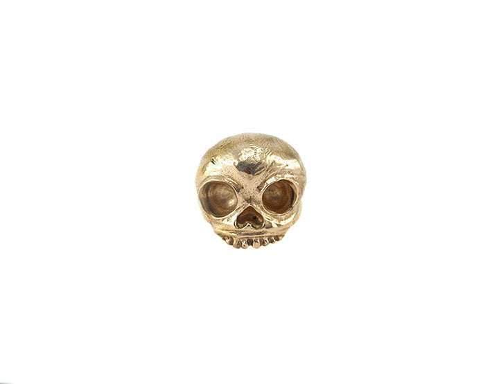 Image of skull ring size 10