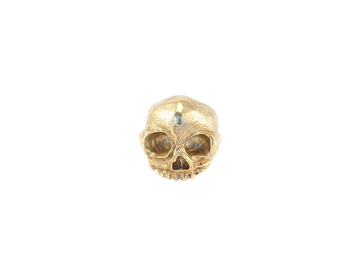 Image of skull ring size 11