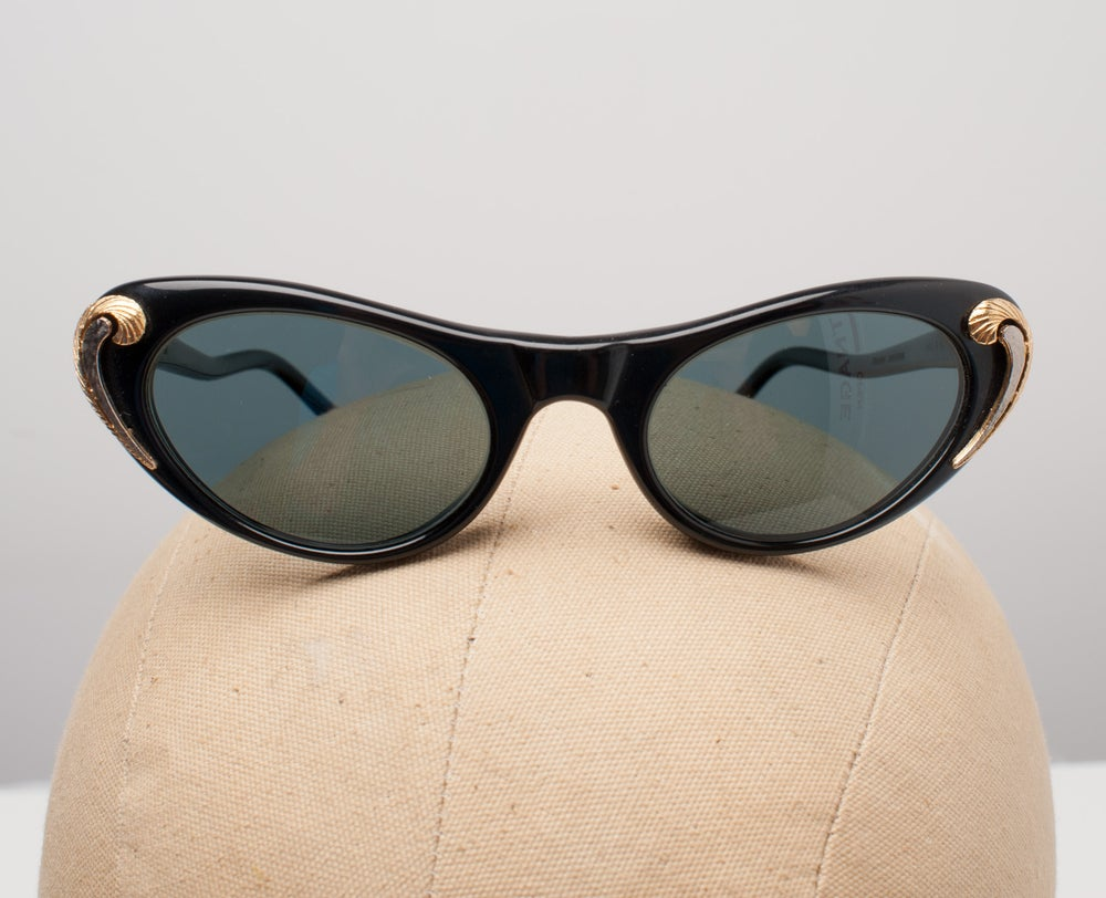 2fac222d0c330 Image of Vintage Christian Dior Sunglasses from the 1950 s Excellent Cat  Eye Couture Designer