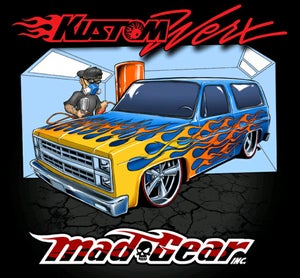 Image of Kustom Werx Blazer T-Shirts, Hoodies & Work Shirts