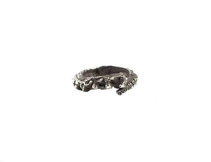 Image of Men's Tentacle Ring