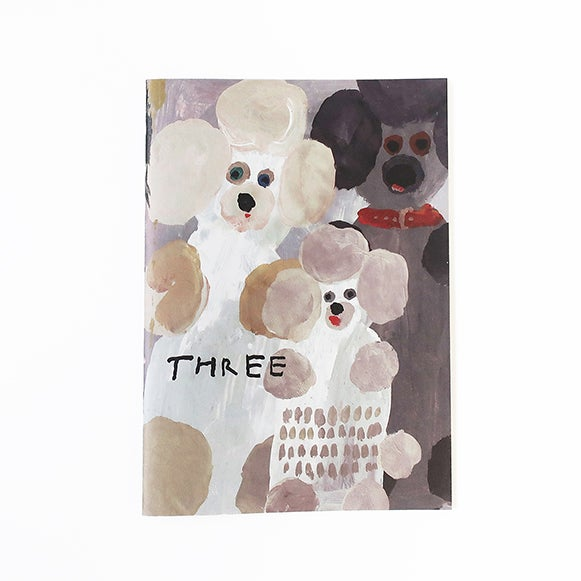 "Image of ""THREE"" - zine"