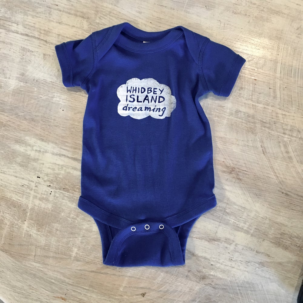 Image of Whidbey Island Dreaming onesie