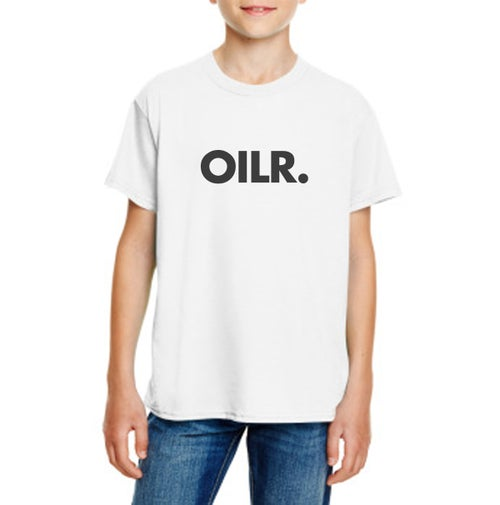 Image of Kid OILR shirt
