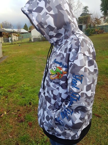 Image of Fishing hoodies