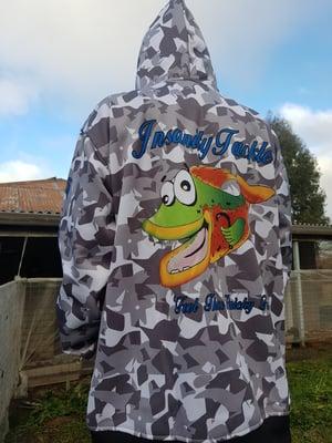 Image of Fishing hoodies