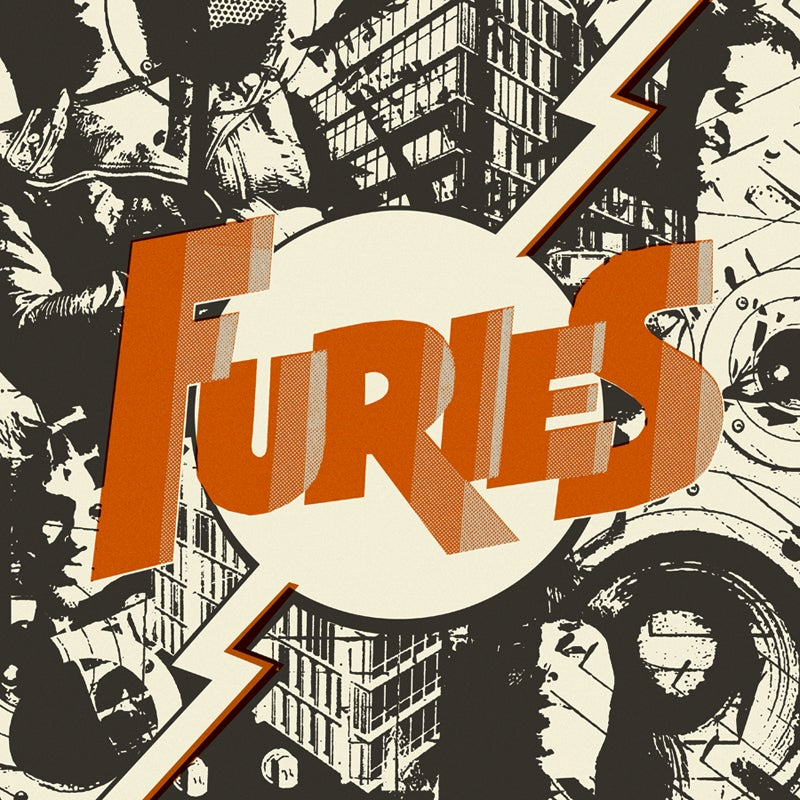 Image of Furies - s/t (LP)