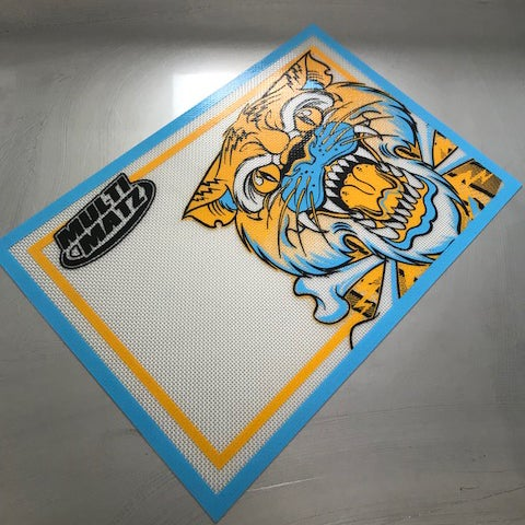 "Image of Silicone Tiger Mat 9""x13"""