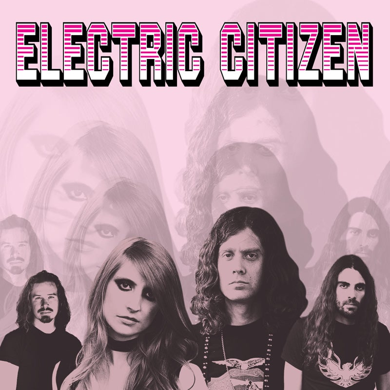 Image of ELECTRIC - CITIZEN HIGHER TIME Limited Coloured Vinyl