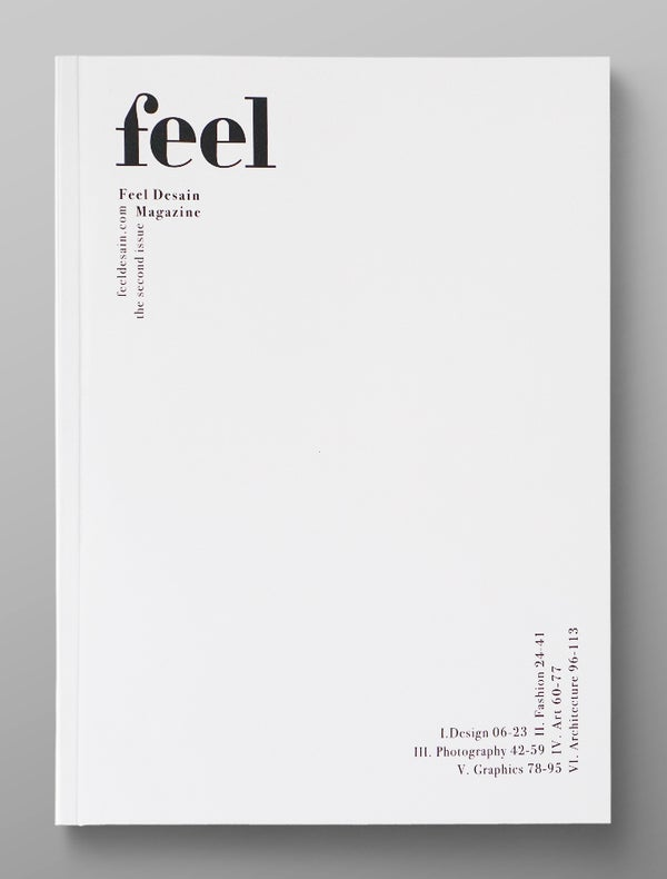 Image of Feel Desain - Issue N.2