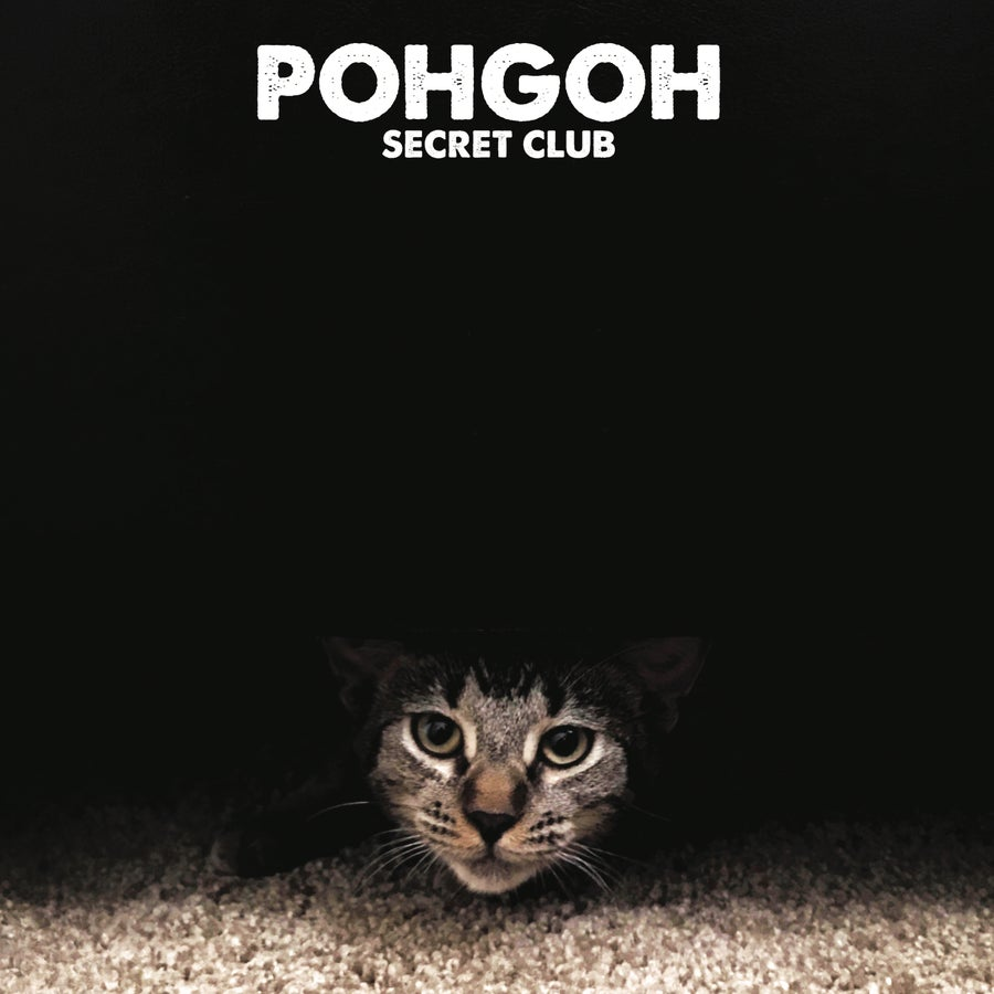 "Image of BRR048: Pohgoh - Secret Club 12"" vinyl (PRE-ORDER)"