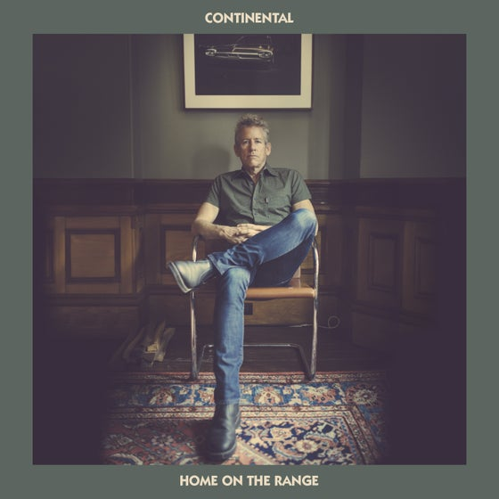 "Image of  CONTINENTAL ""Home On The Range"" 2018 CD Digipack"