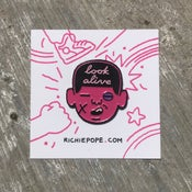 "Image of ""Look Alive"" soft enamel pen"